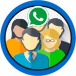 Как добавить в группу в WhatsApp?