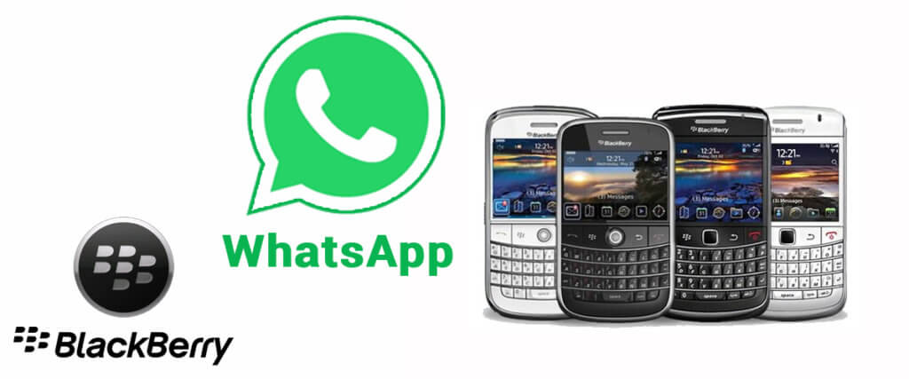 whatsapp для blackberry phone