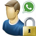 whatsapp заблокировать контакт