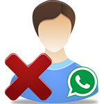 Как удалить контакт из WhatsApp?