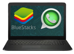 whatsapp эмулятор bluestacks
