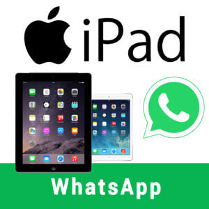 whatsapp на ipad