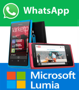 whatsapp для nokia lumia
