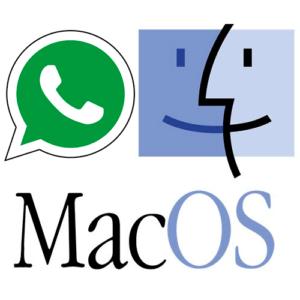 WhatsApp на Mac OS X