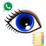 Как посмотреть контакты в WhatsApp?