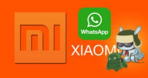 whatsapp xiaomi