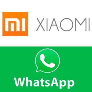 whatsapp xiaomi logo