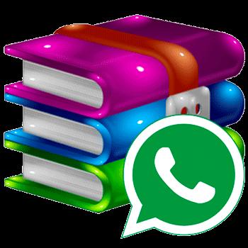 Архивировать чат в WhatsApp
