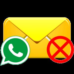 Не приходят сообщения в WhatsApp logo