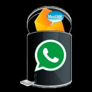 Whatsapp прочитать удаленное сообщение лого