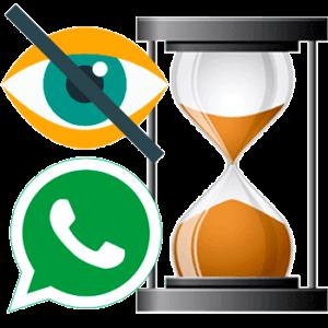 WhatsApp время посещения лого