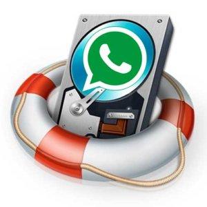 Восстановить переписку в WhatsApp иконка