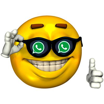 Смайлы в WhatsApp иконка
