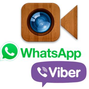 WhatsApp видеозвонок