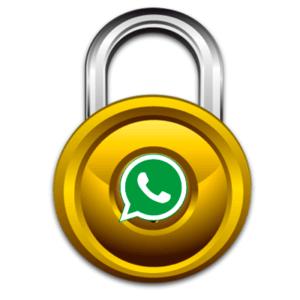 Блокировка контакта в WhatsApp logo