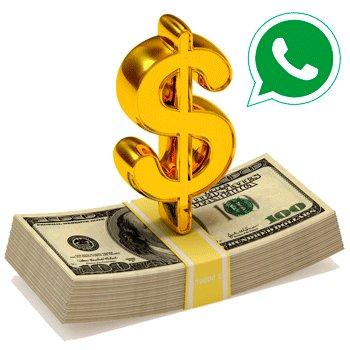 Платный WhatsApp лого