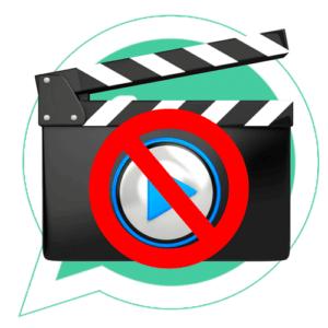 Не отправляется видео в WhatsApp logo