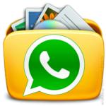 Просмотр медиа, ссылок и документов в WhatsApp.