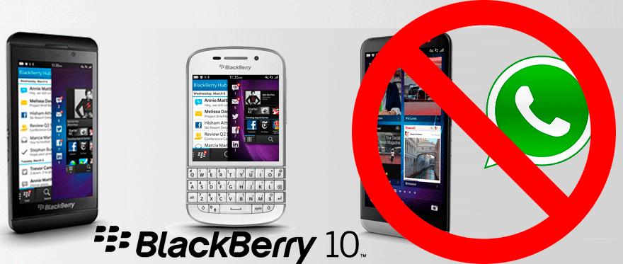 blackberry10 whatsapp
