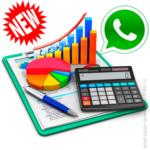 Запросить отчет об информации вашей учетной записи в WhatsApp